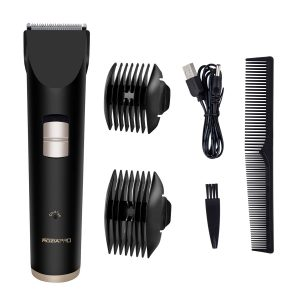 Roziaplus Beard Trimmer Hair Clippers Hybrid Grooming kit Mustache Trimmer Portable Home Hair Trimmer Kit for Men Cordless Electric Hair Clippers